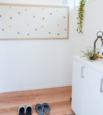 調湿効果と有害物質の軽減が出来る、お利口な壁「エコカラット」
