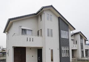 自然素材の家の事例