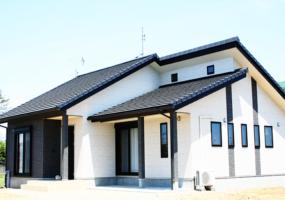 平屋の家『粋快・優雅』の事例