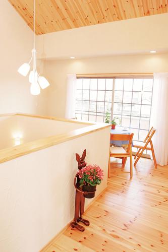 自然素材をふんだんに使い快適さと長持ちを追及した家