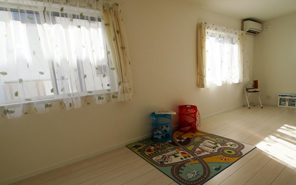 シンプルでおしゃれな居室