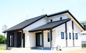 神栖市の新築一戸建て平屋の事例
