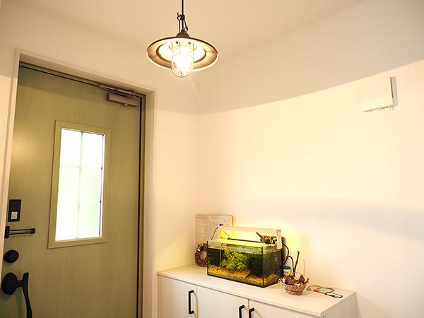 28坪/スムーズな家事動線など家族の暮らしを大切に設計