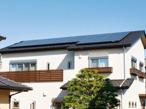 太陽光+蓄電池で光熱費も大幅カット