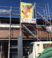 A様邸の家づくり-屋根・外壁工事