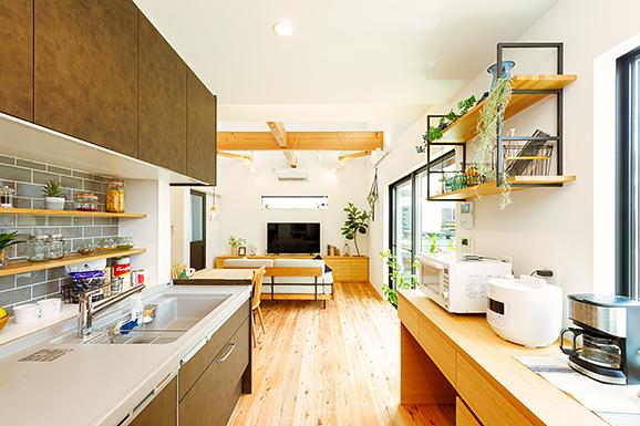 香取市小見川の新築一戸建てモデルハウス