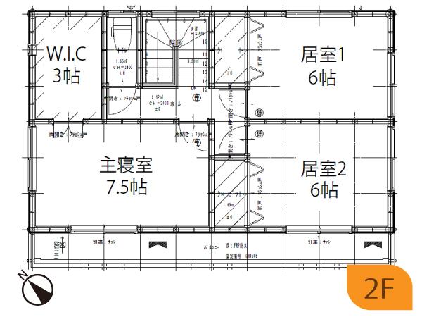 モダンな琉球畳の和室はリビング併設で使い方いろいろ